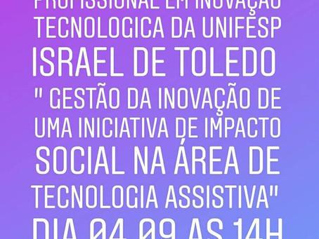 Qualificação de Mestrado Israel de Toledo