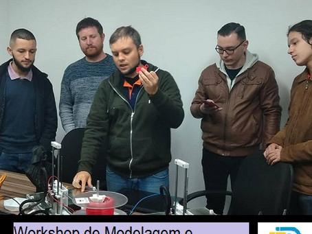 Workshop de Modelagem 3D Boa Impressão