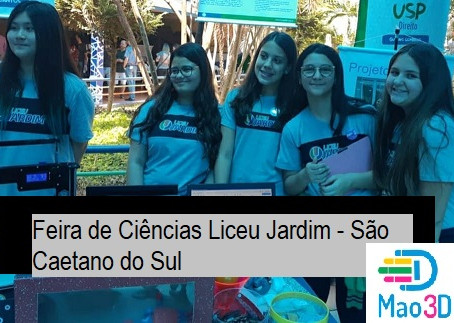 Feira de Ciências Liceu Jardim - SCS