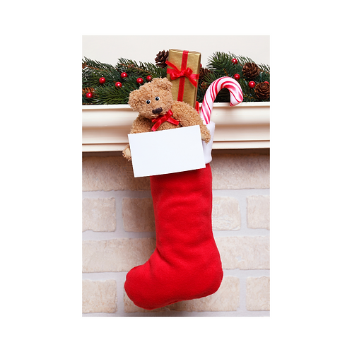 Stocking for CASA Child Age 0-2 Years