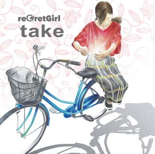 2nd Mini Album『take』
