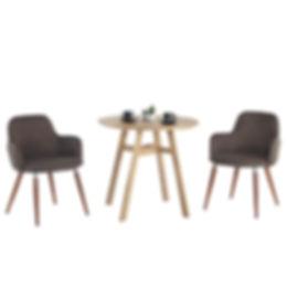 餐椅、小餐桌