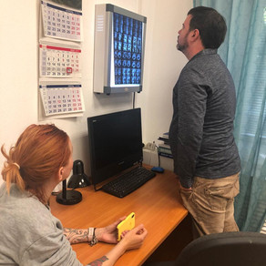Как остеопат ставит диагноз «руками», как хилер?