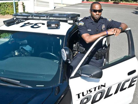 Tustin Police Sergeant Rob Nelson Named to Orange County Register's 100 Most Influential