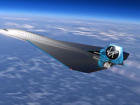 Virgin Galactic Coming to Tustin!