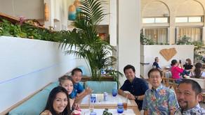WAOJE Hawaii年次総会開催2021