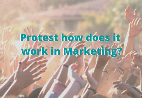 Protest how does it work in Marketing?