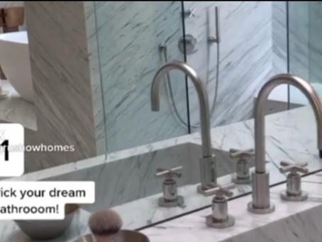 Pick your dream luxury bathroom!