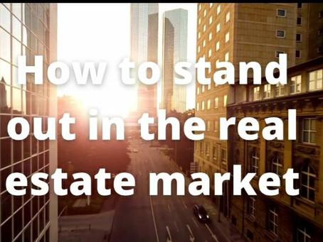 Real Estate is a hard market.