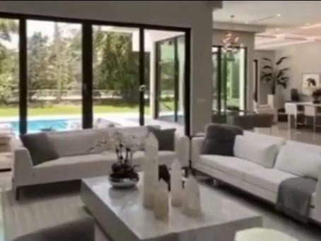 Amazing mansion walkthrough😍🏢