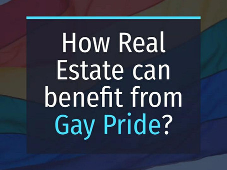 How Real Estate can benefit from Gay Pride?