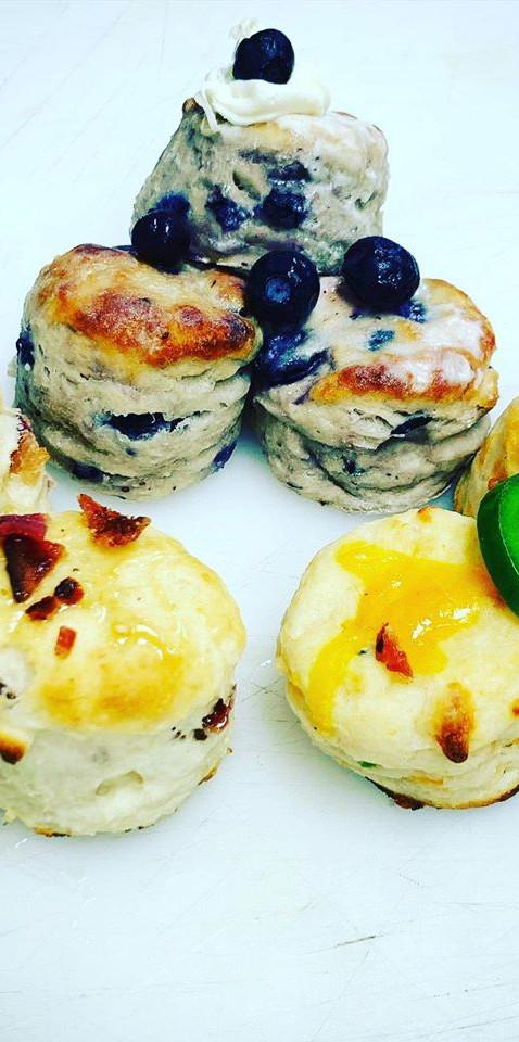 Mic's Craft Kitchen Biscuits
