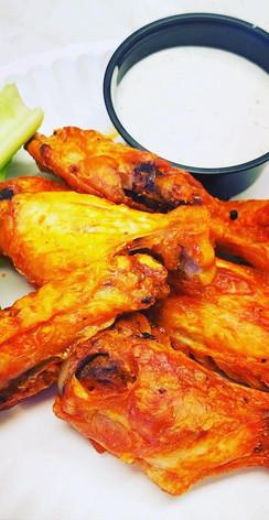 Mic's Craft Kitchen Chicken Wings