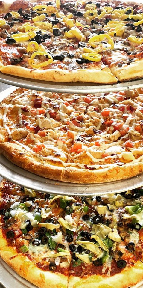 Mic's Kitchen Pizzas