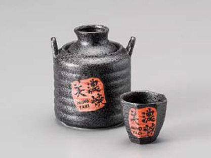 Hot Sake caraffe 160cc | Set