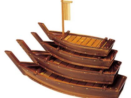 Kiso Wooden Boat