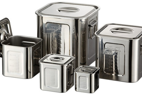 Storage Container | Stainless Steel