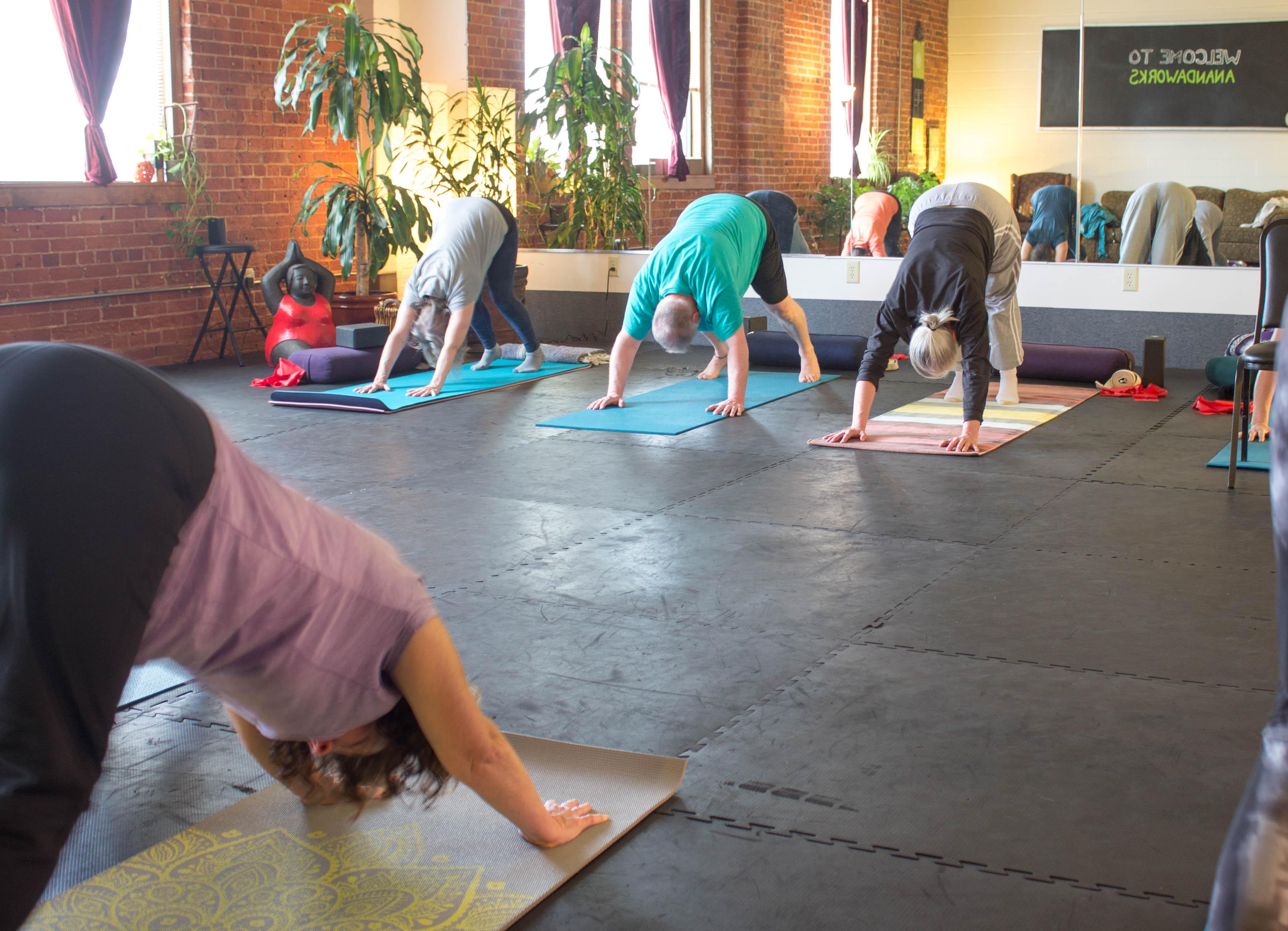Integrated Yoga
