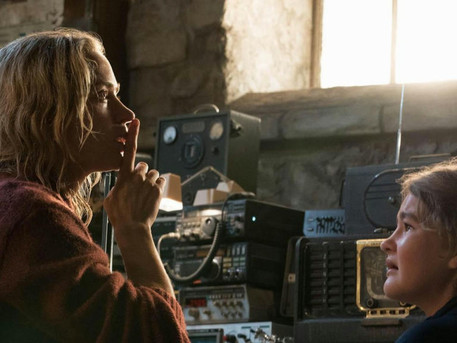 A Quiet Place: Absolutely Engaging