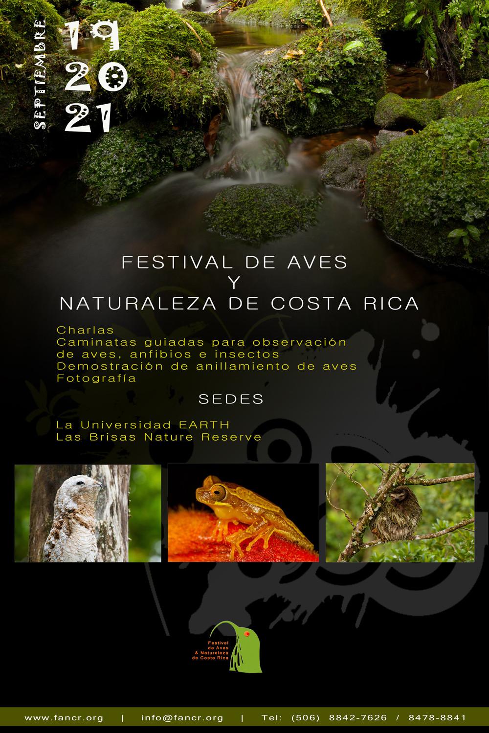 Las Brisas Nature Reserve | Costa Rica | Festival de Aves y Naturaleza