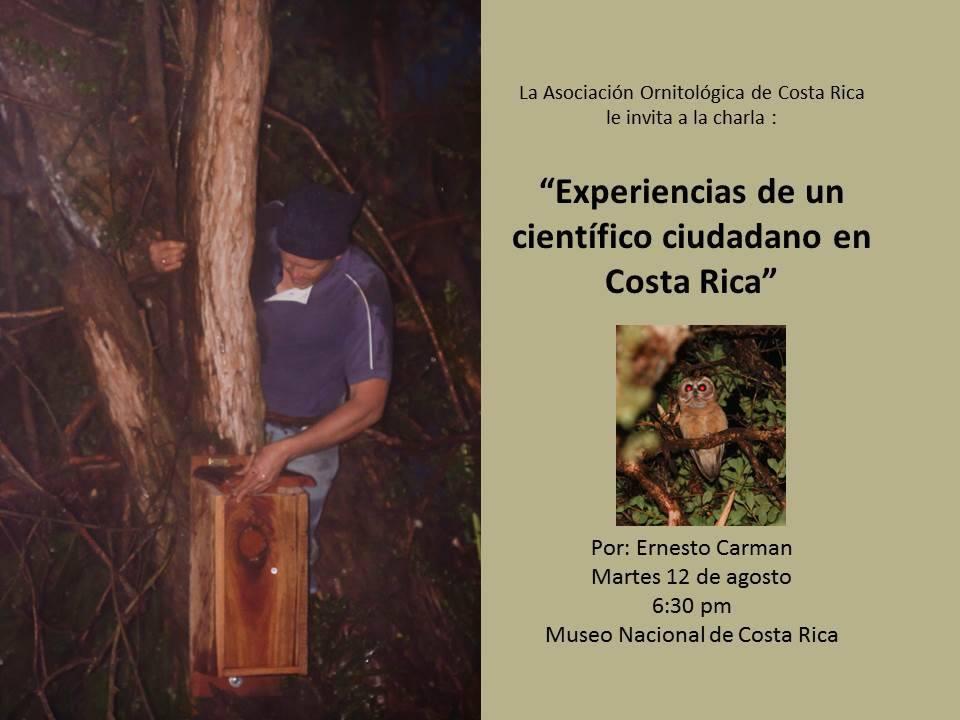 Las Brisas Nature Reserve | Costa Rica | Birdwatching | Ernesto Carman