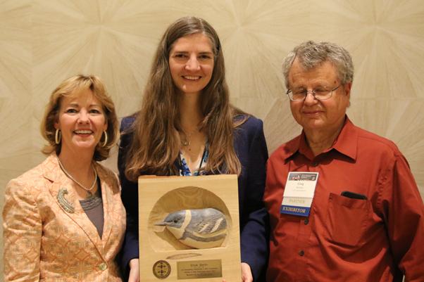 Partners in Flight PIF Stewardship Award