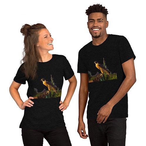 Short-Sleeve Unisex T-Shirt Falcon