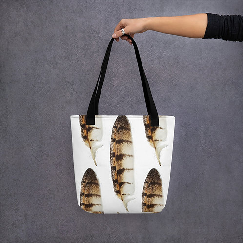 Tote bag-Feather