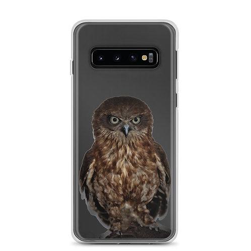 Samsung Case Boobook Owl