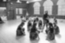 Unit 17 Dance Rehersal
