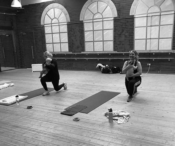 Unit 17 Northampton Dance Class baby