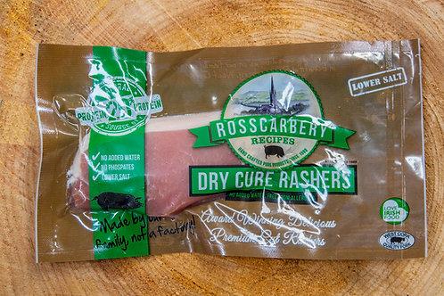 Dry Cure Rashers per kg