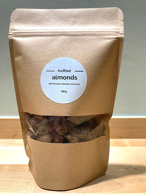 Truffled Almonds