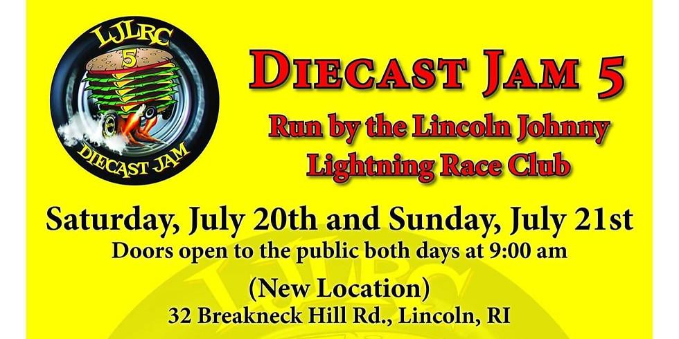 Lincoln Johnny Lightning Race Club