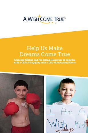 A Wish Come True Donor Brochure
