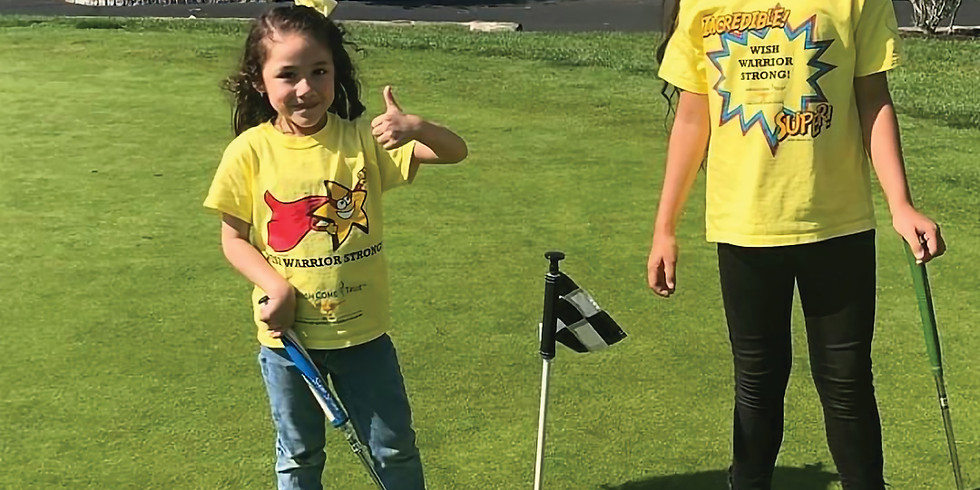 A Wish Come True Golf and Dinner - Celebrating 39 Years