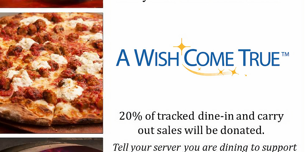 Pizza With A Purpose Fundraiser