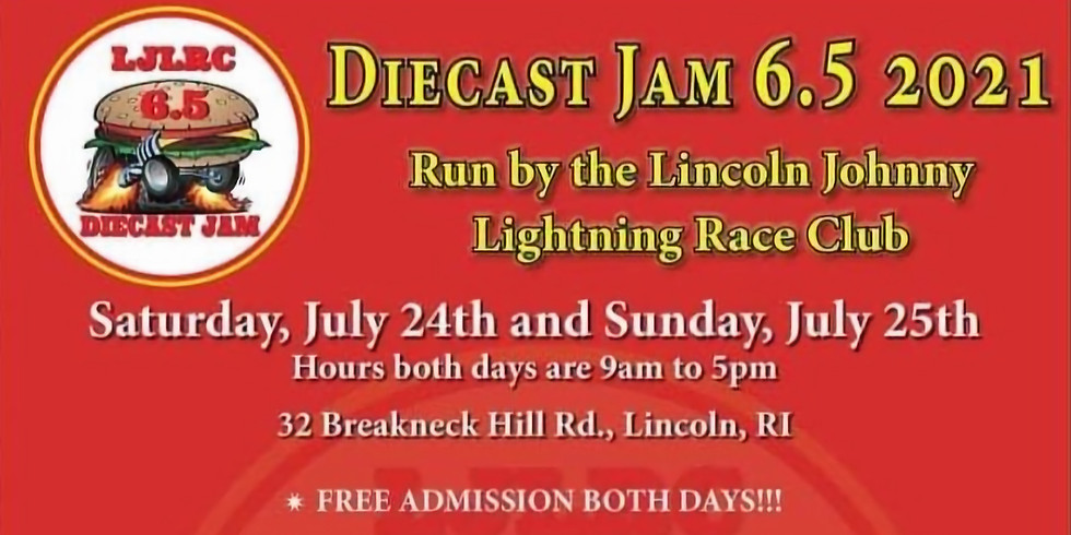 Diecast Jam 6.5