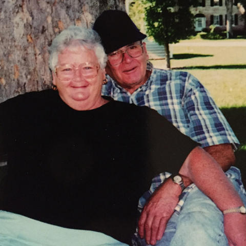 In Loving Memory of Carol and Raymond O'Leary