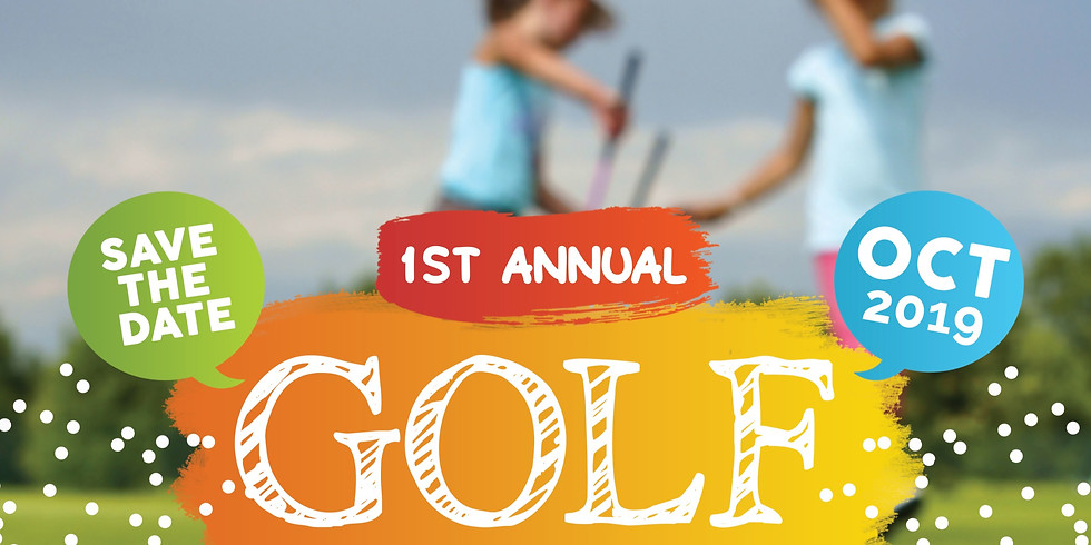 SAVE THE DATE: 1st Annual Golf Tournament