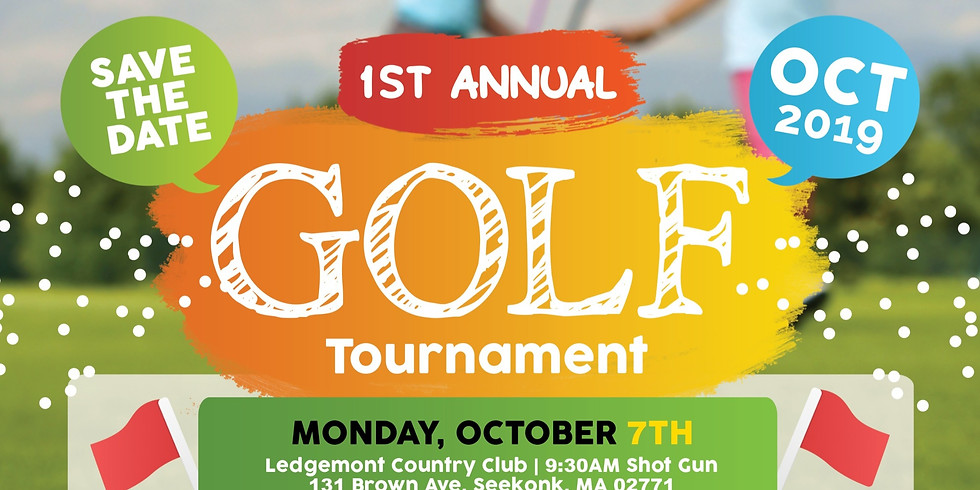 1st Annual Golf Tournament: Dreams Are Only A Swing Away!