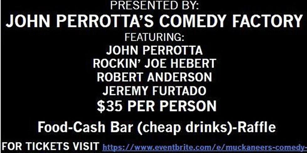 RI Muckaneers Comedy Night