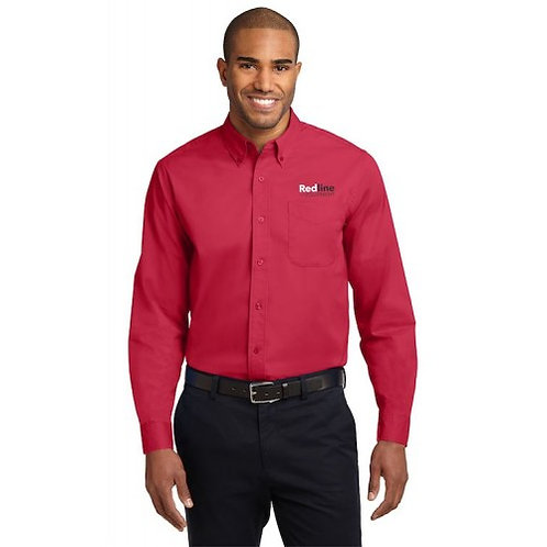 Port Authority Easy Care Long Sleeve Shirt | Tall Sizes