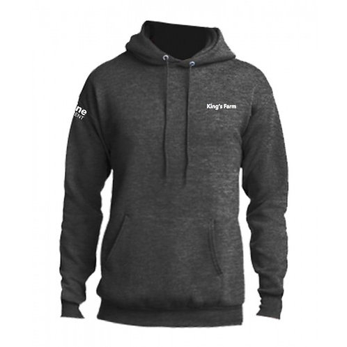 Men's Port & Company Fleece Pullover Hooded Sweatshirt