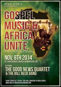 November 8th: The Good News Quartet is BACK!