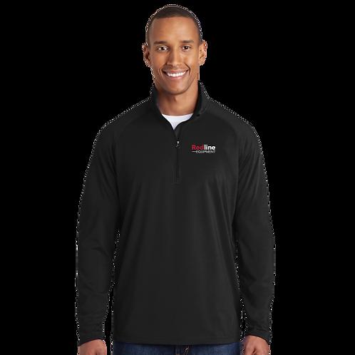 Sport-tek Sport-Wick Stretch Half Zip Pullover | Multiple Color Options | Tall O