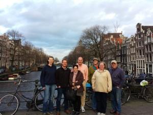 Amsterdam update