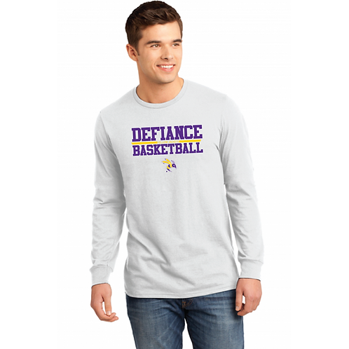 District® - Young Mens The Concert Tee™ Long Sleeve W/ Multiple Sport Options