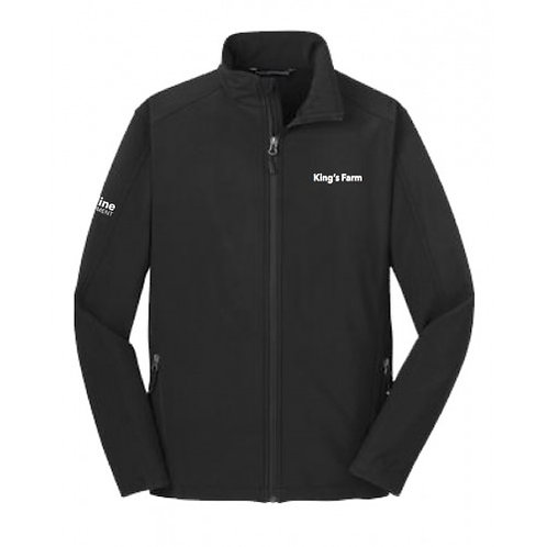 Men's Port Authority® Core Soft Shell Jacket | Tall Options