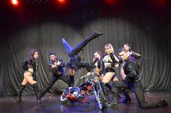 Duo Mechanic Circus Show